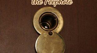 I See You Through the Peephole