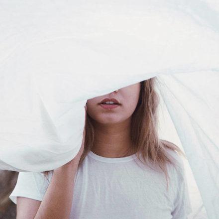 White dream shroud
